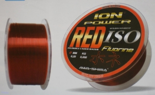 ION POWER RED ISO FLUORINE 0,14 mm 300 m