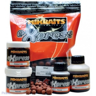 Boilies Express 18mm 1kg Ananás N-BA