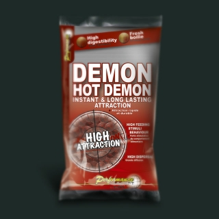 Boilies Concept 24mm 1kg Hot Demon