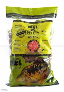 Kill Krill pelety 3mm 1kg